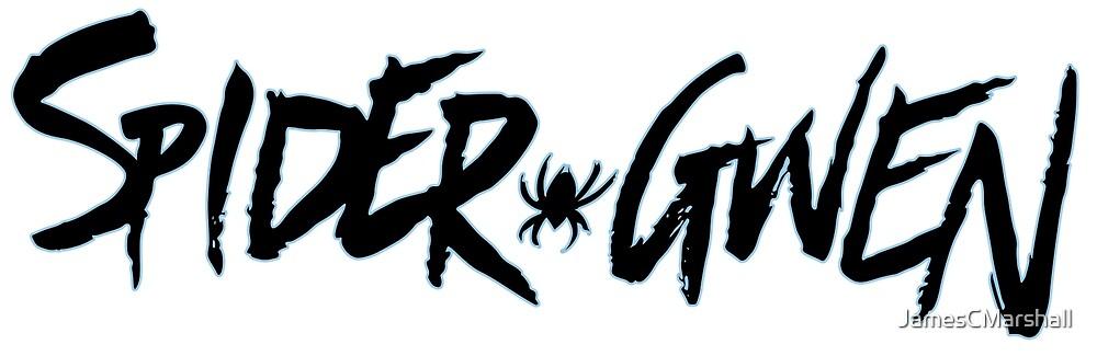 Spider Gwen Logo by JamesCMarshall
