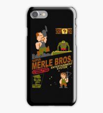 Super Merle Brothers iPhone Case/Skin