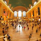 Ghosts of Grand Central by Mark Walker