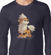 Cutout Growlithe T-Shirt
