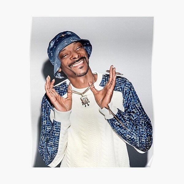 "Happy Snoop ""Dogg"" Poster"