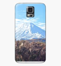 Mount Ngauruhoe Case/Skin for Samsung Galaxy
