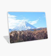 Mount Ngauruhoe Laptop Skin