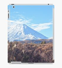 Mount Ngauruhoe iPad Case/Skin