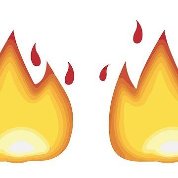 Emoji Fire by popular