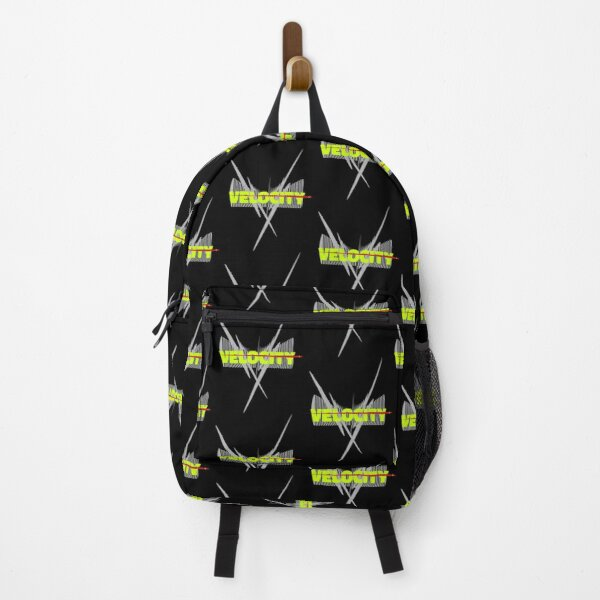 Velocity Design for Forensic Experts Backpack