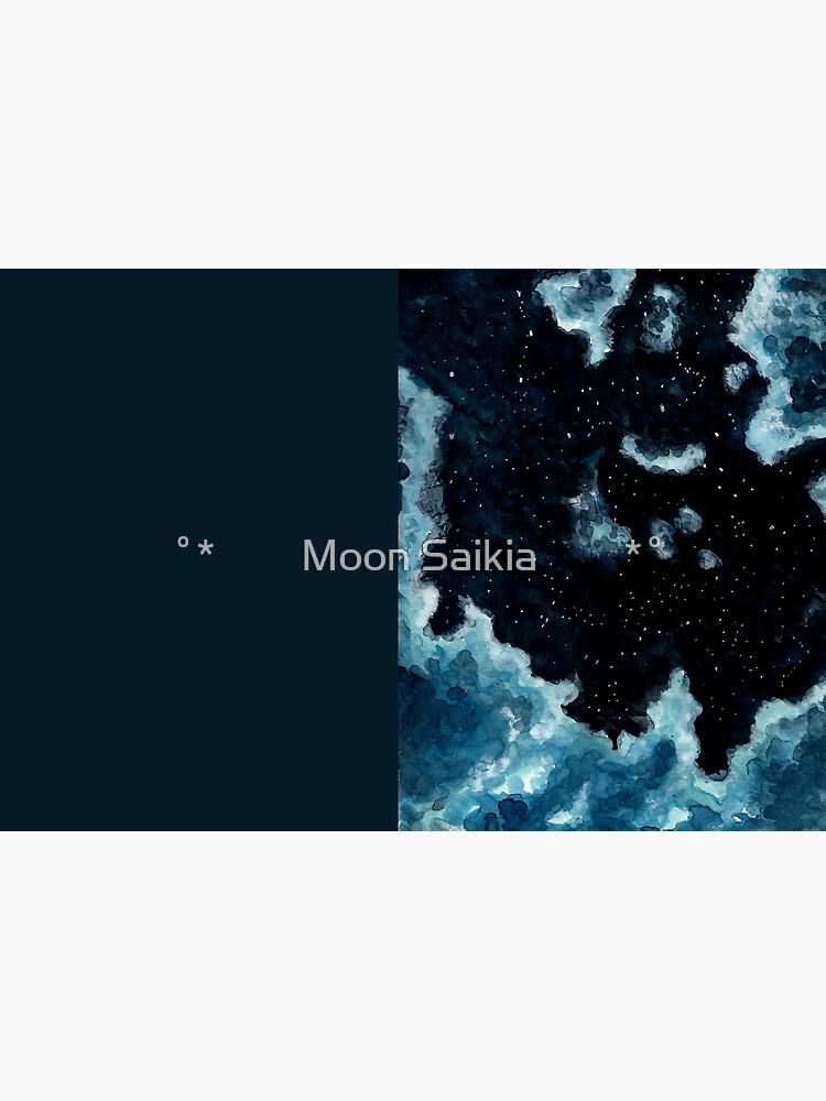 Mystical Night Skies by Mondakranta