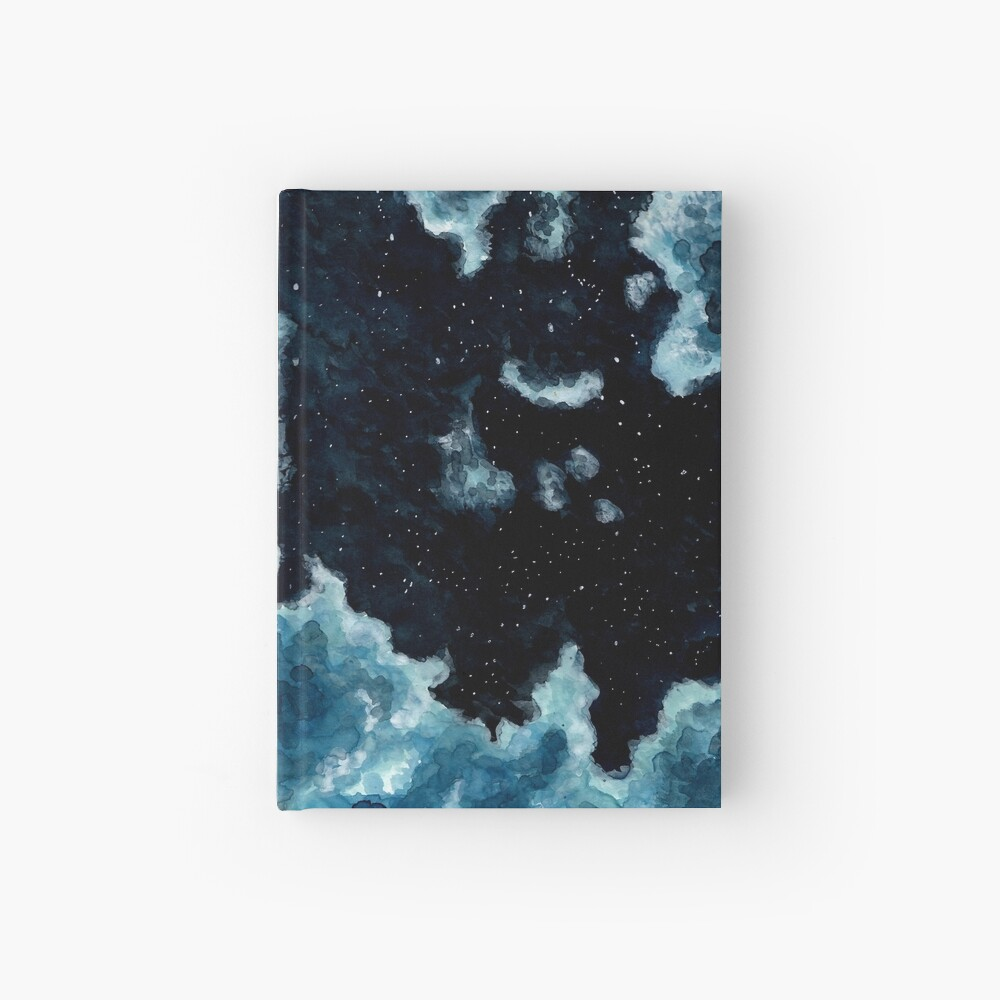 Mystical Night Skies Hardcover Journal