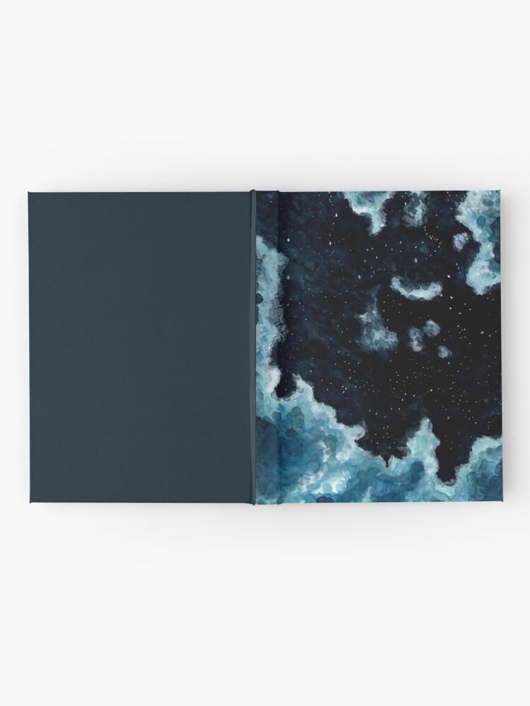 Alternate view of Mystical Night Skies Hardcover Journal