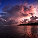 a 10,000 isle sunset by james smith