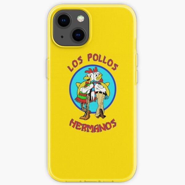 Los pollos hermanos Funda blanda para iPhone
