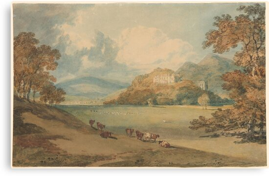 J. M. W. TurnerView of Dunster Castle from the Northeast by MotionAge Media