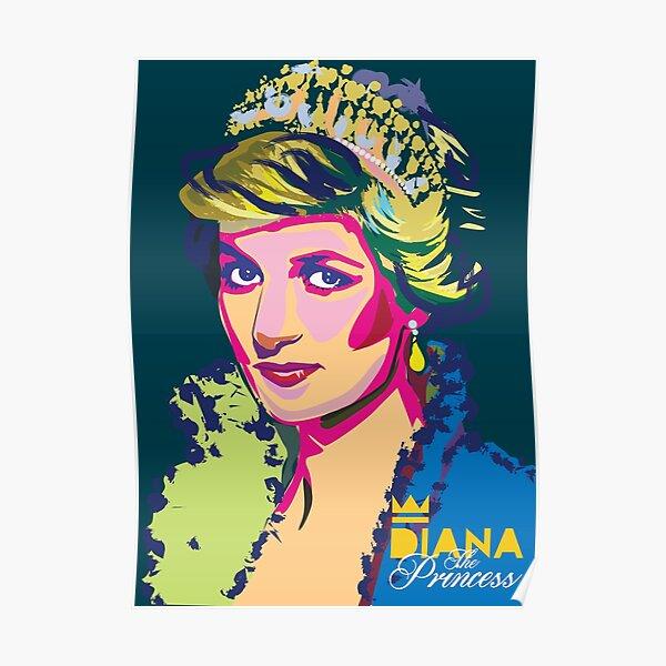 Diana The Princess Poster