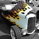 Hot Rod Flames by arr333