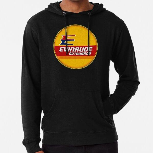 Evinrude Outboard Motors Lightweight Hoodie