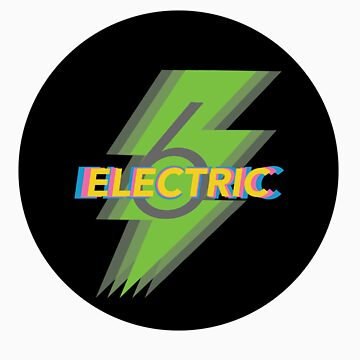 Electric Electric Six by fadepano