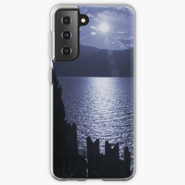 Lago di Garda, in blue Samsung Galaxy Soft Case