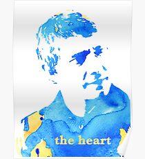 john watson - the heart Poster