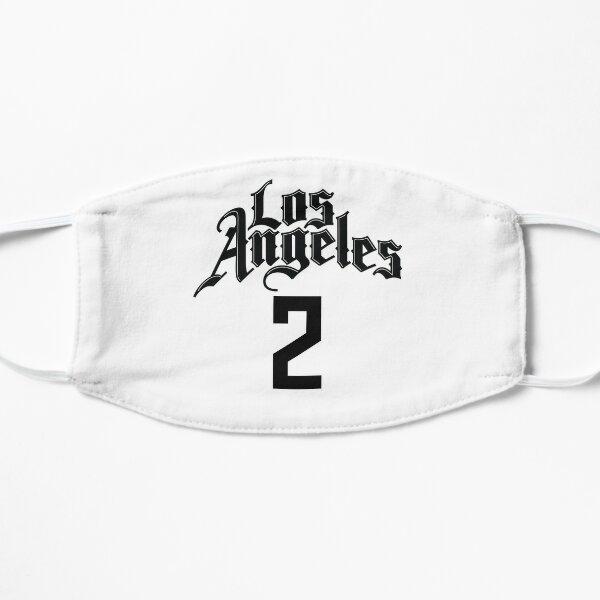 Kawhi Leonard Clippers Jersey Flat Mask