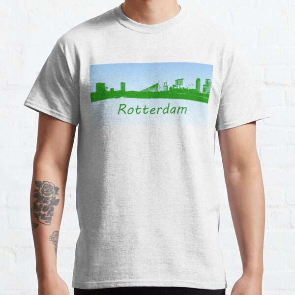 Rotterdam in the Point Cloud Classic T-Shirt