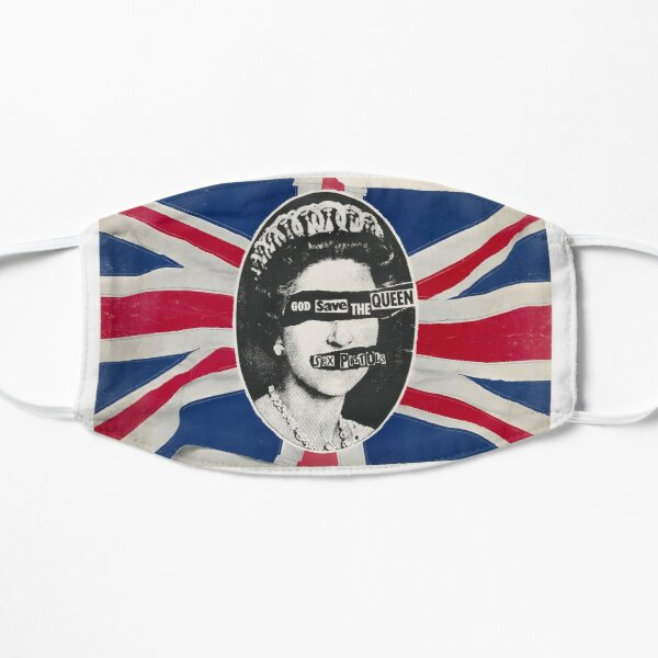 God Save The Queen Mask