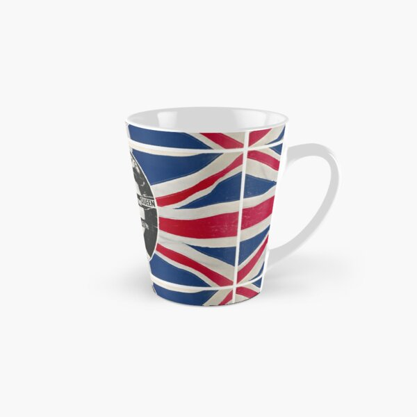God Save The Queen Tall Mug