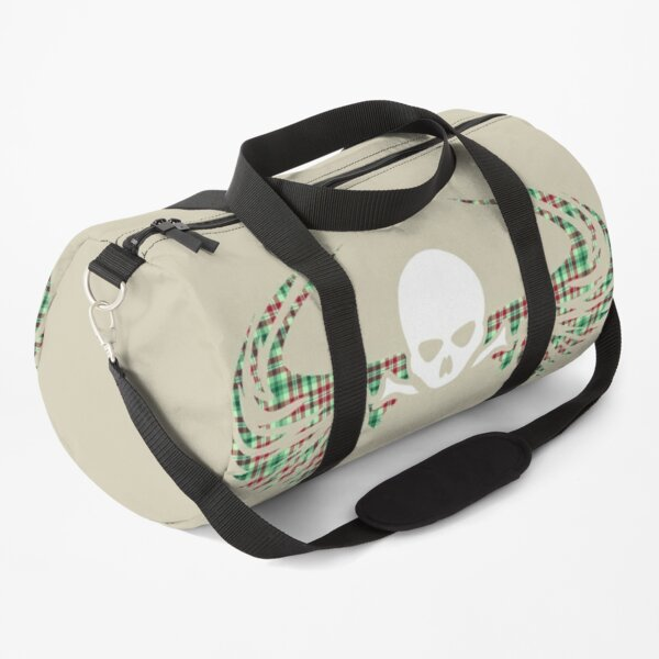 Winged Skull - Hip Style Duffle Bag