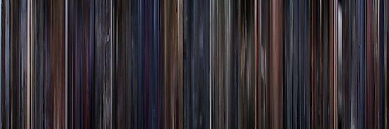 Moviebarcode: Brazil (1985) by moviebarcode
