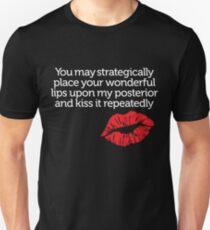 Posterior Unisex T-Shirt