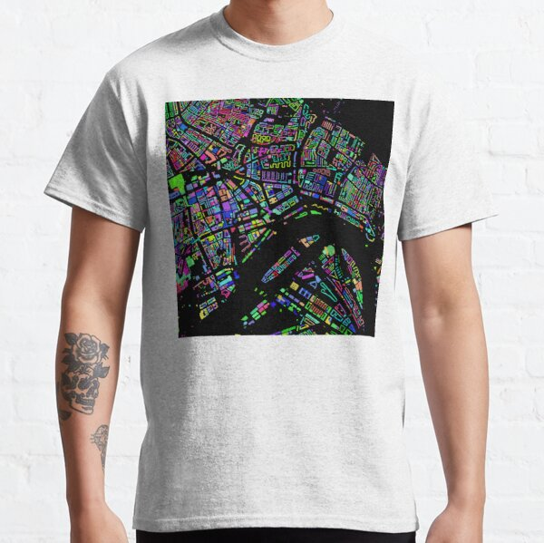 Rotterdam City of Colours (without text) Classic T-Shirt