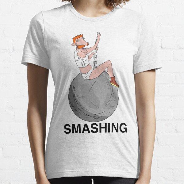 Nigel Thornberry Smashing Essential T-Shirt