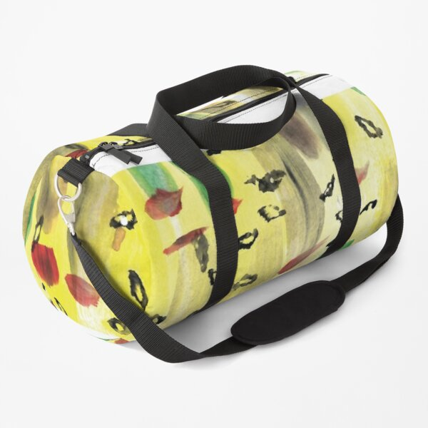Water color work Duffle Bag