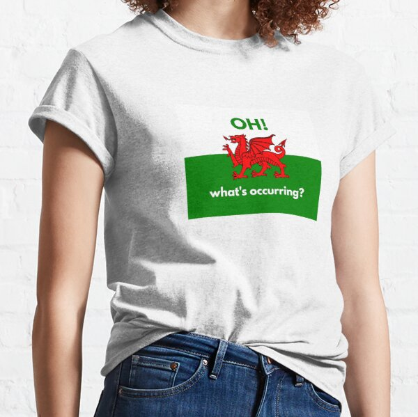 Oh! What's Occurring? Classic T-Shirt