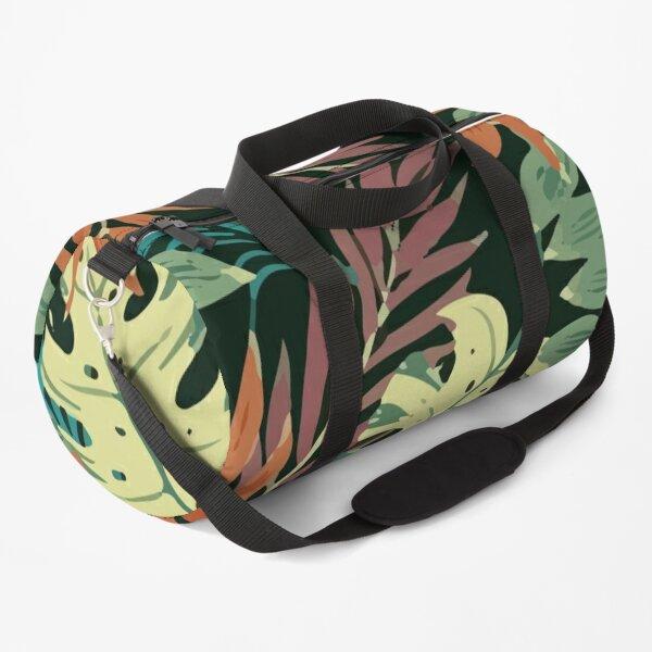 Original Tropical Pattern Duffle Bag