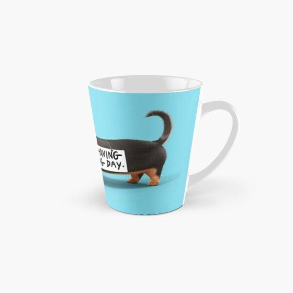 Dachshund Dog funny pupy Tall Mug