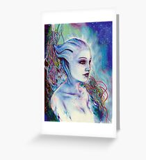 Liara Greeting Card