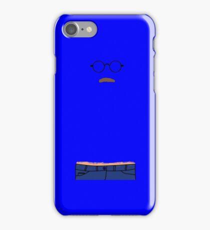 Tobias Fünke Blue Man iPhone iPhone Case/Skin
