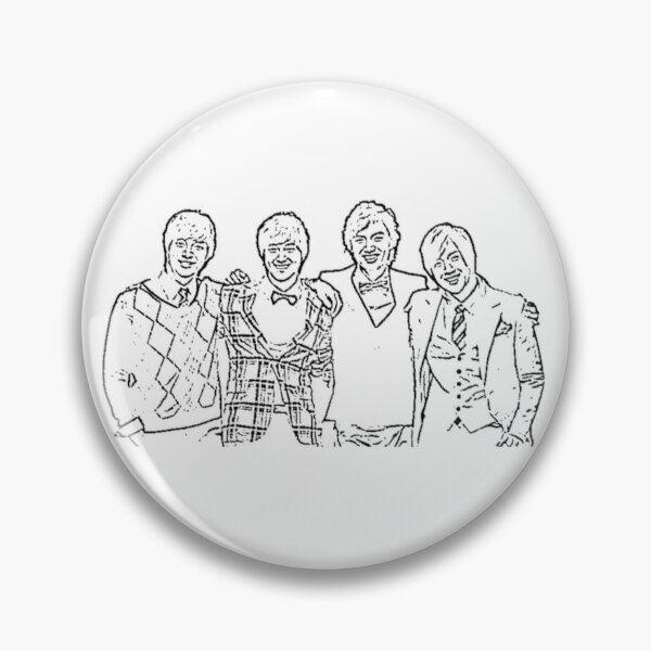 Boys Over Flowers F4 Pin
