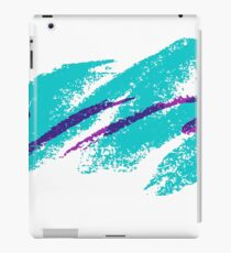 DIXIE SOLO CUP [TRANSPARENT] JAZZ 90s PATTERN (INSPIRED BY DIXIE CUPS) iPad Case/Skin