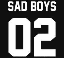 Yung Lean Sad Boys 02 - (white text) | Unisex T-Shirt