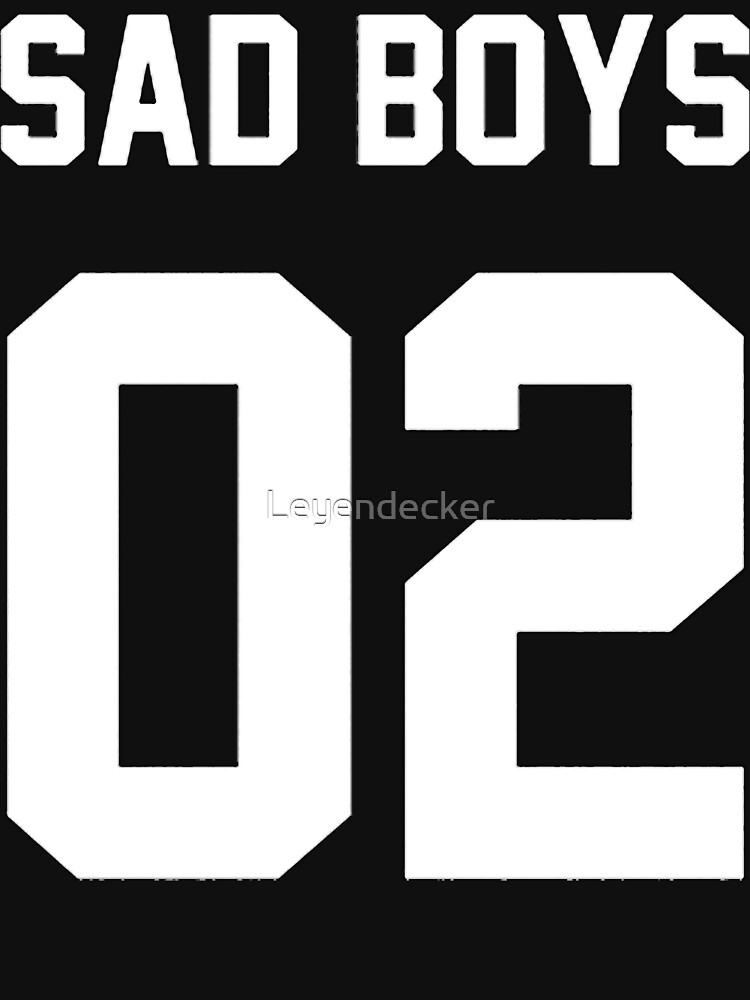 Yung Lean Sad Boys 02 - (white text) | Unisex T-Shirt