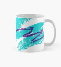 DIXIE SOLO CUP [TRANSPARENT] JAZZ 90er Jahre Muster (inspiriert von DIXIE CUPS) Tasse (Standard)