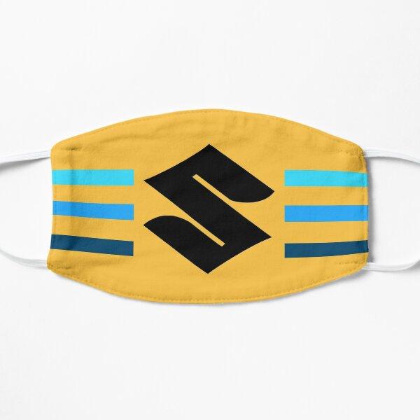 Logo Suzuki rétro Masque sans plis