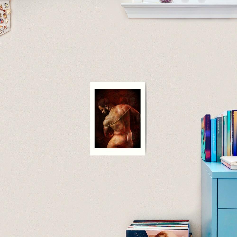 """Enlightenment 5"" Art Print"