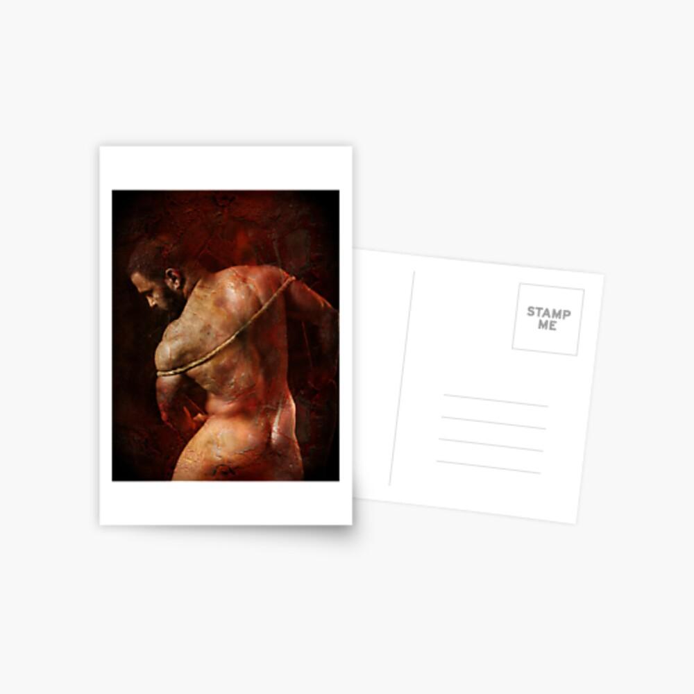 """Enlightenment 5"" Postcard"