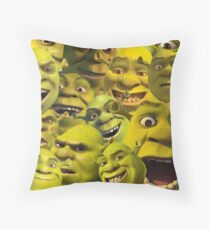 Shrek Collection Throw Pillow