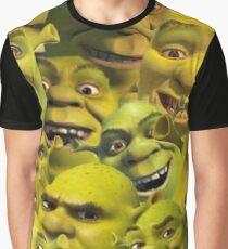 Shrek Collection Graphic T-Shirt