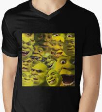 Shrek Collection Men's V-Neck T-Shirt