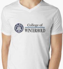 College of Winterhold Men's V-Neck T-Shirt