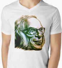 Isaac Asimov Men's V-Neck T-Shirt